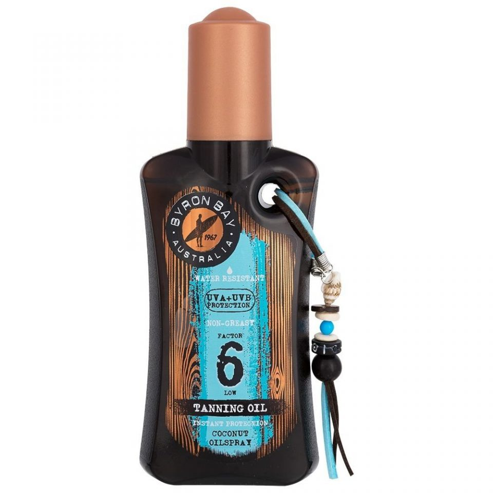 Byron Bay Oilspray SPF 6